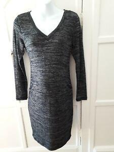 H&M Maternity Jumper Dress Size L  14/16 BNWT