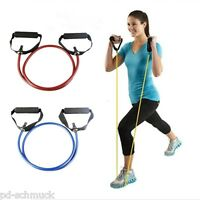 1 Expansion Gymnastikband Fitnessbänder Trainingsgerät Tube Yoga Fitness M9652