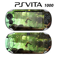 Vinyl Decal Skin Sticker for Sony PS Vita PSV 1000 Gravity Rush 1