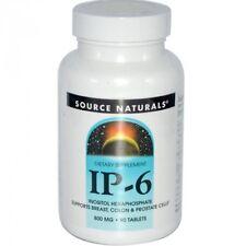 IP-6, 800 mg, 90 Tablets - Source Naturals