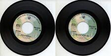 Debby Boone you light up my life Hasta Manana 45 RPM Record