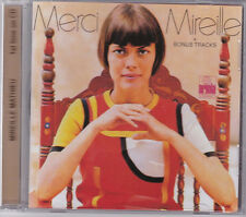 Mireille Mathieu ‎– Merci Mireille  CD