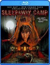 Sleepaway Camp 1983 Blu-ray DVD Collectors Edition Shout Factory Region a