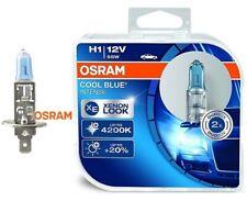 Original Osram Cool Blue Intense Lampen H1 55W Duo-Box 64150CBI-HCB Xenon-Optik