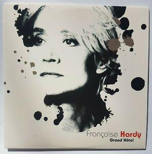 FRANÇOISE HARDY  : GRAND HOTEL ╚ CD PROMO CARDSLEEVE
