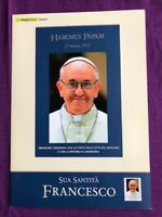 FOLDER 2013 PAPA FRANCESCO    RARO