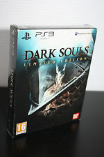 ++ jeu sony playstation 3 ps3 DARK SOULS limited edition NEUF sous blister ++