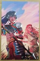 Horizon Zero Dawn #1 Comic - Loish Virgin Variant Cover