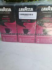 New listing Lavazza Deciso Espresso Dark Roast Capsules Compatible Nespresso Original 60 ct
