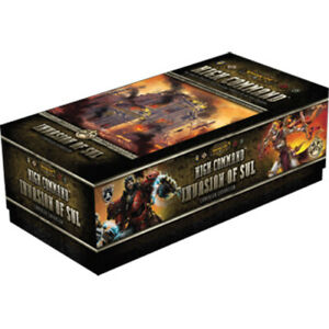 Warmachine High Command: Invasion of Sul Campaign Expansion