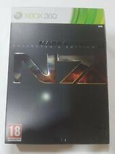 Mass Effect 3 Xbox 360 Edicion Coleccionista PAL España