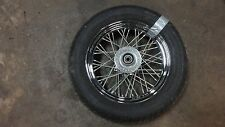 2000 Yamaha V Star Classic 650 XVS65 Y471. front wheel rim 16in