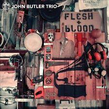 John Butler Trio : Flesh & Blood CD