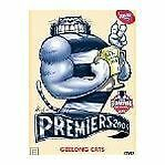 AFL GRAND FINAL 2009 PREMIERS GEELONG CATS - New Sealed DVD - PAL ALL REGION