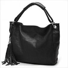 DUDU Genuine Leather Handbag Shoulder Bag 17""