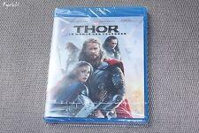 Super Marvel Film HD Blu-Ray VF 100% NEUF ♦ THOR 2 : Le Monde des Ténèbres