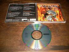 """QUO VADIS/MADAME BOVARY/IVANHOE..."" MIKLOS ROZSA SOUNDTRACKS/TICKERTAPE CD 1998"