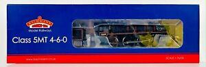 BACHMANN 00 GAUGE - 32-509 - STANDARD CLASS 5MT 73109 BR BLACK EARLY EMBLEM