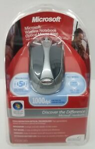 ⭐NEW⭐ Microsoft Wireless Notebook Optical Mouse 4000