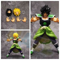Dragon Ball Z Super Saiyan Broly Super PVC Figure Model 20cm New