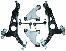 Alfa Romeo 147 156 TS GT FRONT UPPER LOWER WISHBONE SUSPENSION ARMS KIT