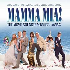 Mamma Mia! (The Movie Soundtrack Featuring The Songs Of ABBA) SUPER JEWEL CASE!