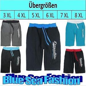 lavecchia Bermuda Short Übergröße Jogging Shorts Bade Hose 3 4 5 6 7 8 XL XXXXXL