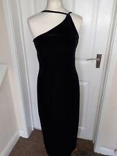 Velvet dress size 14 By Lella of London