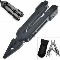 Outdoor Survival Pocket Edelstahl Schlüsselbund Schlüsselring Scissor Multi Q3F3