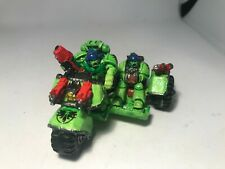 Painted Attack Bike Squad Space Marine Adeptus Astartes Warhammer 40k Metal