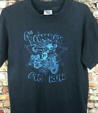 New listing Vintage 80s Biker Police Pig T Shirt Hog Cop Motorcycle Single Stitch Mens Small