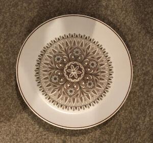 Notitake Progression China Japan Century 9044 Dinner Plate