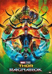 Buffalo Games - Marvel Comics - Thor: Ragnarok - 500 Piece Jigsaw Puzzle