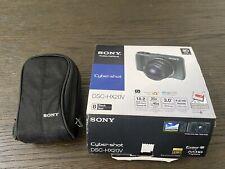 Sony Cyber-Shot DSC-HX20V 18.2 MP Camera BLACK With Case & 8GB Memory Card