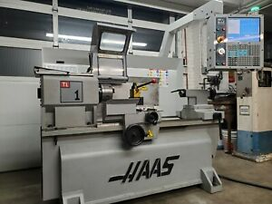 Haas TL1 CNC Lathe with Tailstock Very Low Hours