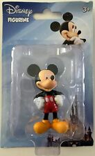 Mickey Mouse mini figure Disney 2015 NRFP!!!!