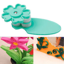 New Paper Quilling Crimper Machine Crimping Paper Craft Quilled DIY Art Tool