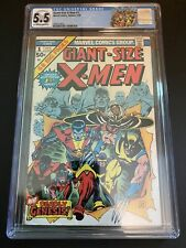 1975 Giant Size X-Men 1 CGC 5.5  1st Storm, New X-Men, Never Pressed/cleaned