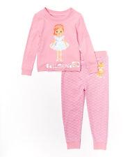 NWT Mooshka Ballerina Fairy Pajama set Toddler dora frozen Lalaloopsy pink 2t