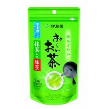 Japanese Tea Green Tea ITOEN O-I OCHA RYOKUCHA With Matcha 100g F/S