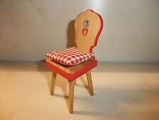 B Doll House Shop Kitchen Kitchen Furniture Farmhouse Kitchen Chair M Peasant Painting