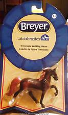 Breyer Horse Models SM Liver Chestnut Tennessee Walker