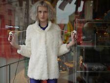JOLIPEL Kunstfelljacke Jacke 70er Winterjacke TRUE VINTAGE 70s art fur jacket