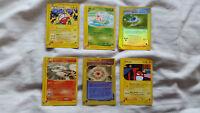 Pokemon Cards Skyridge make your selection
