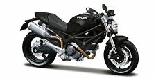 MAISTO 1:12 DUCATI Monster 696 Black MOTORCYCLE BIKE DIECAST MODEL TOY GIFT