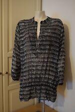 BiBA Bluse Shirt, Nieten, sehr schön für Sommer, mehrfarbig. Gr. 46 / XL