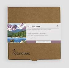 Coffret  Naturabox Éco Insolite 1 nuit 2 personnes 69€