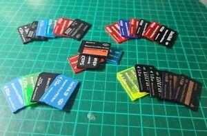 Memory Stick Pro Duo Card PSP Sony Camera Phone 32 64 128 256 512 MB 1 2 4 8 GB