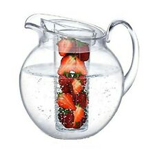 Prodyne Fi-20-A Big Fruit Infusion Pitcher, 3.5 quart/112 oz, Clear Big Pitcher