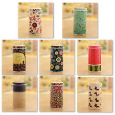 Cute Cartoon Waterproof Bandage Band-Aid Tin Breathable Hemostatic Paste EW